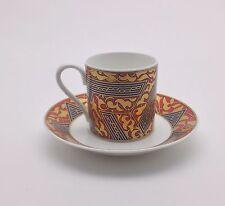 Villeroy & Boch Byzance Ornamentic Heinrich Demitasse Espresso Cup & Saucer