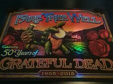 Grateful Dead Poster, GD50, Jerry Garcia