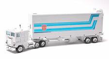 New Reissue one TRANSFORMERS G1 AUTOBOT White Optimus Prime Gift High Quality