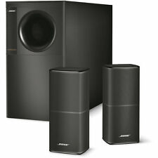 Bose Acoustimass 5 Series V Speakers Black - Stereo with Passive Subwoofer