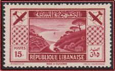 GRAND LIBAN  PA N°55**  TRÈS BEAU, 1936 French Lebanon MNH