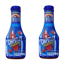 Chiles Chipotles Relish Molidos Adobados Clemente Jacques Peppers (Pack of 2)