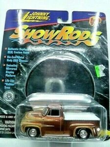 Johnny Lightning 1999 Show Rods Copper Wild Kat Diecast Truck New in Package
