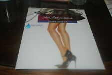 Silky Reflections Brand Silky Sheer Barely There Control Top sheer Toe Pantihose