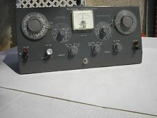 Vintage Heathkit Impedance Bridge For Ham Radio