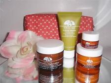 Origins High Potency Night-A-Mins Renewal Eye Cream Moisturizer Mask 5pc Set Kit