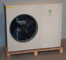 Air to Water Heat Pump-No Refrigerant Plumbing needed!