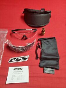 USGI ESS ICE 2.0 APEL Ballistic Sunglasses Eye Protection Safety System Kit