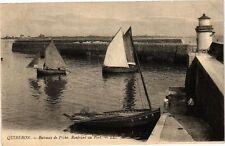 CPA  Quiberon - Bateaux de Péche,Rentrant au Port   (209729)