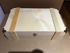 Holzkiste Schatulle Aufbewahrungsbox Box Holz groß