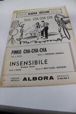 SC15 SPARTITO Pinko Cha-Cha-Insensibile (rumba rock)