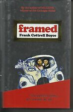 Frank Cottrell Boyce Framed h/b funny novel 1st UK edn 2005