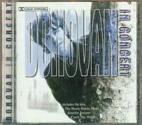 Donovan - In Concert Cd Perfetto
