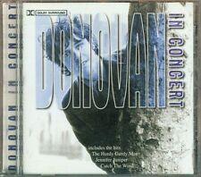Donovan - In Concert Cd Perfetto Corriere a 5,5 Eu Sconto EU 5 su Spesa EU 50