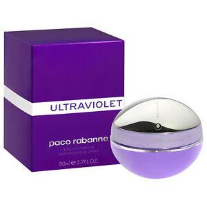 Paco Rabanne Ultraviolet EDP Spray Women EDP Spray 80ml