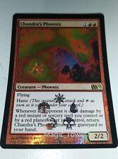 4x FOIL PROMO Chandra's Phoenix MTG Magic 2012 M12 *126 NM/Unplay English X4