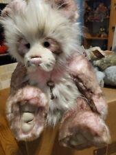 New Charlie Bears Sharon Secret Collection Bear Sweet Face! U.S. Seller!