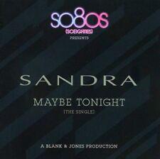CD de musique album sandra