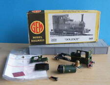 GEM 009 / HOe narrow gauge part built BODY KIT Talyllyn Steam Loco 'Dolgoch'
