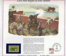 Estados Unidos Comienzo de la Guerra Civil año 1985 (DQ-1)