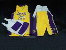 Enterbay Ver 2.0 Kobe Bryant 1/6 Lakers Home Team Jersey fit Jordan Body