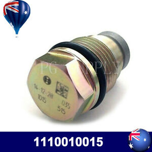 1110010015 Fuel Pressure Relief Valve Sensor For Nissan Patrol ZD30 CRD Ford CR