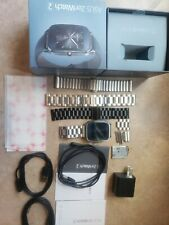 ASUS ZenWatch 2 Android Smart Watch Wi501q stainless bands and extras