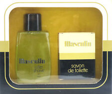 BOURJOIS MASCULIN SET 100ML AFTER SHAVE + 85g SOAP / SEIFE - VERY OLD RAR