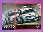 altes Poster MINI Cooper Works Challenge 2006, 39 x 56 cm