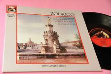 rodrigo angel romero lp concerto aranjuez nm direct metal mastering top audio