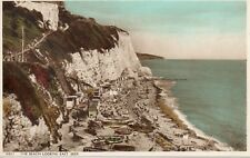 BEER, DEVON, THE BEACH LOOKING EAST * VINTAGE VIEW (E44)