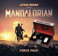 Star Wars The Mandalorian Jewelry Set Gamestop Only Ltd Ed 1 of 10 000