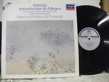 ZRDL 1008 RAVEL Introduction & Allegro etc MARISA ROBLES & FRIENDS ARGO STEREO