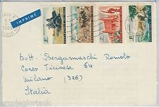 MALI -  POSTAL HISTORY - COVER to ITALY - AGRICOLTURE  1965