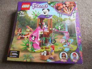 Lego Friends Panda Jungle Tree House 41422  BN   FREE UK P&P