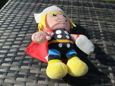 "Posh Paws Marvel The Avengers - THOR - Chunky Soft Plush Toy Stuffed Figure 9"""