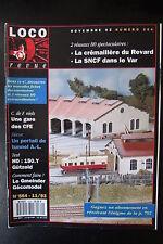 MODELISME FERROVIAIRE TRAIN MAGAZINE LOCO REVUE N° 564 de 1993