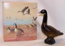 Vintage  Avon Canada Goose  Decanter Wild Country After Shave New in Box