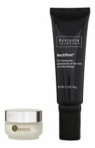 Revision Nectifirm & Teamine Duo. Skin Care System
