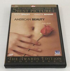 American Beauty DVD US Import Region 1 NTSC