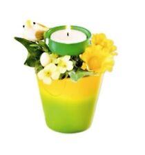 36x Blumentopf Ostern Frühling Teelichthalter Teelicht Halter Kerzenständer