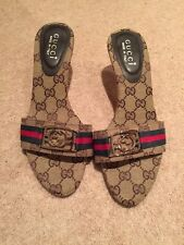 Gucci Mules Slim Heel Shoes for Women