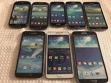 Samsung Galaxy Mock Up Display Phones S III, S4 mini, S4, S5, Note 3, Note II,Me
