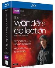 THE WONDERS COLLECTION -COMPLETE BBC SERIES NEW BLU RAY