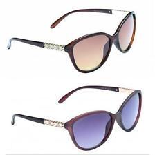 Damen Designer 'Luna' Sonnenbrille UV400 Cat-3