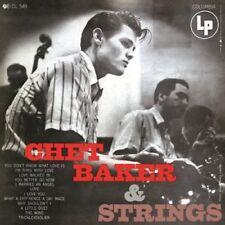 CHET BAKER AND STRINGS LP VINYL 33RPM NEW