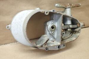 1971 SUZUKI TS90 ENGINE CASE