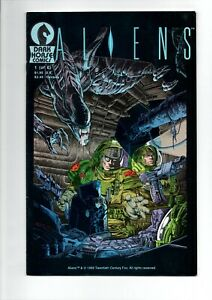 ALIENS #1,2,3,4,5 & #6 comics from 1988....Dark Horse mini series...ONLY $9.95!