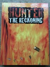Hunter the Reckoning Core Rulebook - WW8100