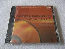 New Sealed VERBOS ESPANOLES CONJUGADOS - Windows CD ROM, Conjugated Spanish Verb